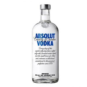 Vodka Absolut Blue