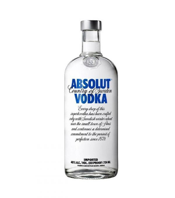 Vodka Absolut Blue