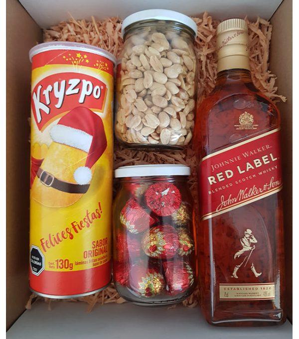 Caja de Regalo Whisky Johnnie Walker - Red Label